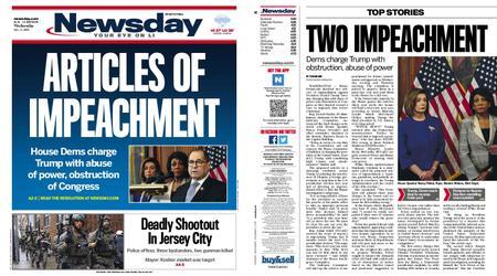 Newsday – December 11, 2019
