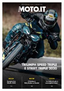 Moto.it Magazine N.410 - 21 Gennaio 2020