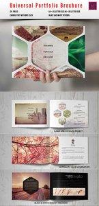 GraphicRiver Universal Portfolio Brochure / Catalog