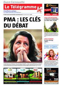 Le Télégramme Ouest Cornouaille – 23 septembre 2019