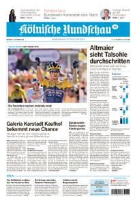 Kölnische Rundschau Wipperfürth/Lindlar – 02. September 2020