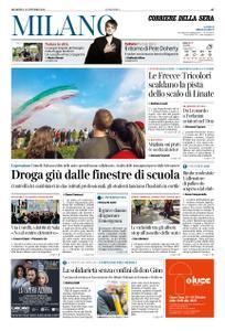 Corriere della Sera Milano – 13 ottobre 2019