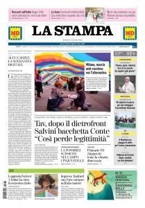 La Stampa Imperia e Sanremo - 3 Marzo 2019
