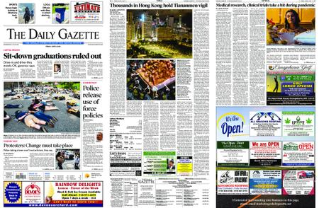 The Daily Gazette – June 05, 2020