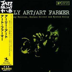 Art Farmer - Early Art (1954) Japanese Remastered 2006