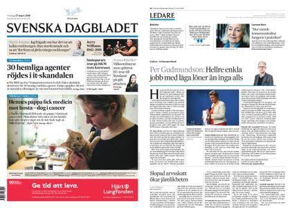 Svenska Dagbladet – 27 mars 2018