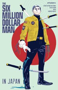 Dynamite-The Six Million Dollar Man Collection 2020 Hybrid Comic eBook