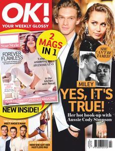 OK! Magazine Australia - October 21, 2019