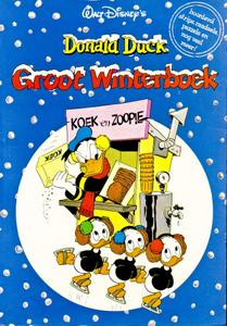 Donald Duck Winterboeken/Donald Duck Winterboeken - 40 - Winterboek 2021 (2020