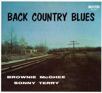 Brownie McGhee & Sonny Terry - Back Country Blues: 1947-1955 Savoy Recordings (2016) {Southern Routes SR-2507}