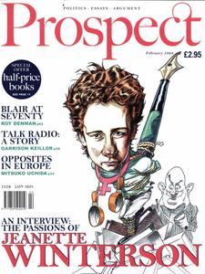 Prospect Magazine - February 1998
