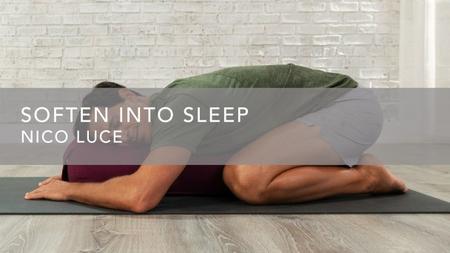 Soften Into Sleep
