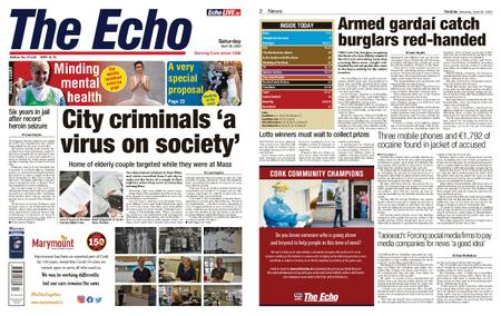 Evening Echo – April 25, 2020