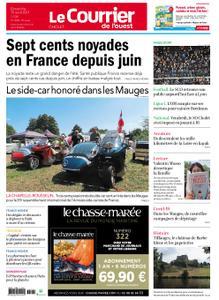 Le Courrier de l'Ouest Cholet – 15 août 2021