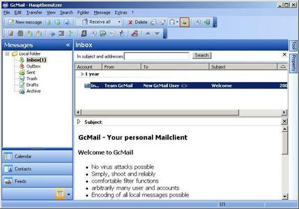 GcMail ver.4.0.1.2
