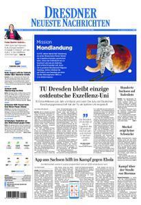 Dresdner Neueste Nachrichten - 20. Juli 2019