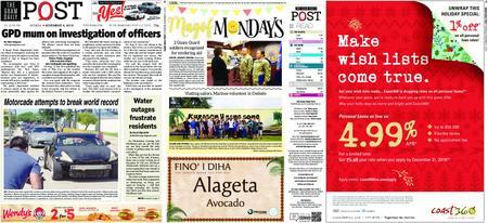 The Guam Daily Post – November 04, 2019