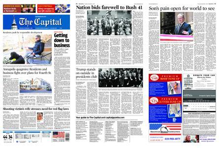 The Capital – December 06, 2018