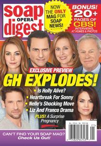 Soap Opera Digest - May 25, 2020