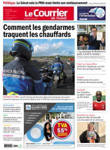 Le Courrier de l'Ouest Nord Anjou – 24 janvier 2020