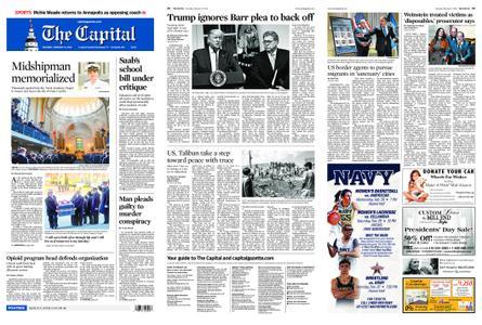 The Capital – February 15, 2020