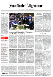 Frankfurter Allgemeine Zeitung F.A.Z. - 05. September 2019
