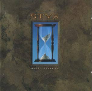 Styx - Edge Of The Century (1990)