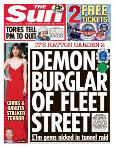 The Sun UK - 27 March 2019