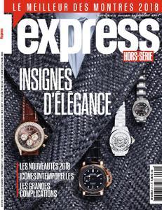 L'Express Hors-Série Réussir – novembre 2017