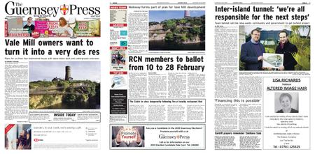 The Guernsey Press – 25 January 2020