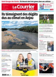 Le Courrier de l'Ouest Cholet – 17 janvier 2021