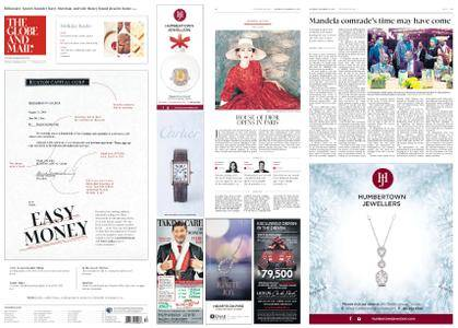 The Globe and Mail – December 16, 2017