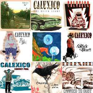 Calexico - Albums & EPs Collection 1997-2018 (15CD) [Re-Up]