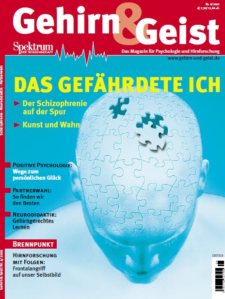 Gehirn und Geist No 02 bis 4 2002
