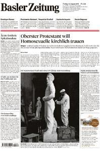 Basler Zeitung - 16 August 2019