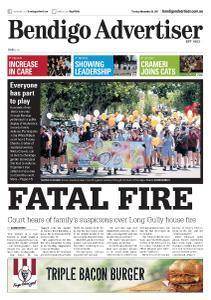 Bendigo Advertiser - November 28, 2017