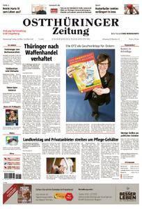 Ostthüringer Zeitung Eisenberg - 29. März 2018