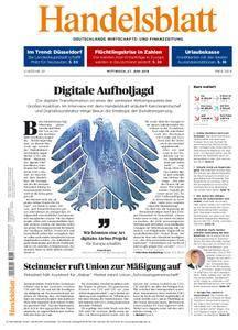 Handelsblatt - 27. Juni 2018