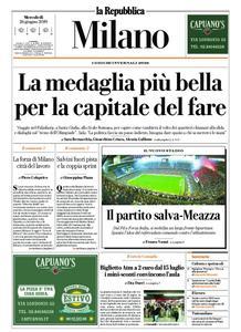 la Repubblica Milano – 26 giugno 2019