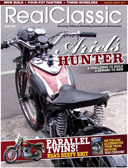 RealClassic - August 2011
