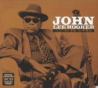 John Lee Hooker - Boogie Chillun (2011) Re-Up