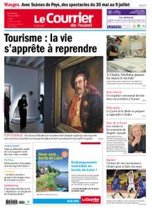 Le Courrier de l'Ouest Cholet – 14 mai 2021
