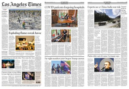Los Angeles Times – September 08, 2020