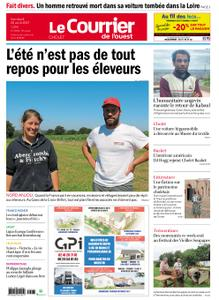Le Courrier de l'Ouest Cholet – 20 août 2021