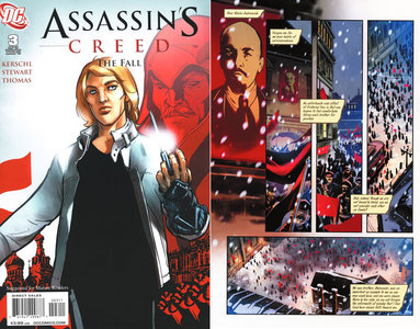 Assassins Creed: The Fall #3 (2011)