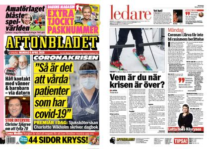 Aftonbladet – 06 april 2020