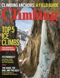 Climbing - February 2018
