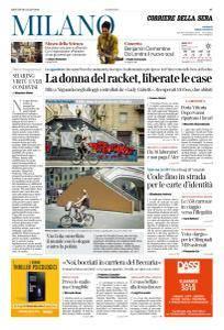 Corriere della Sera Milano - 19 Luglio 2018