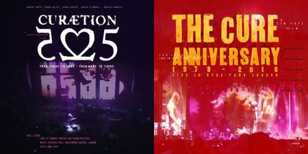 The Cure - Curaetion-25: From There to Here From Here to There (Live)/Anniversary: 1978 - 2018 Live In Hyde Park London (2019)