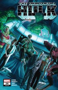 Immortal Hulk 026 2019 GreenGiant